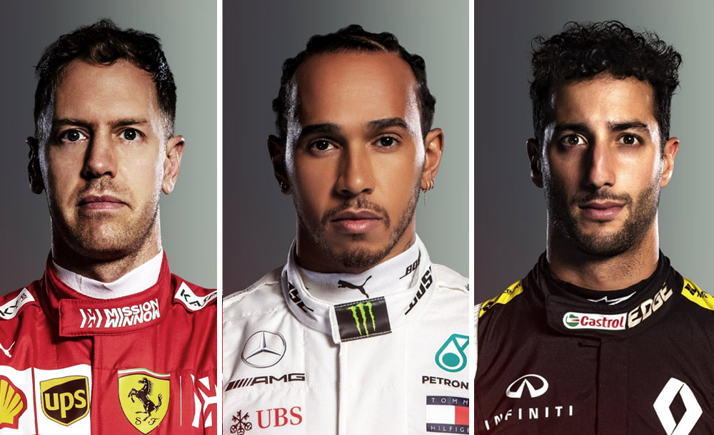 2019 F1 Driver Salaries 56 8m Separates Top And Bottom Drivers Dummysports