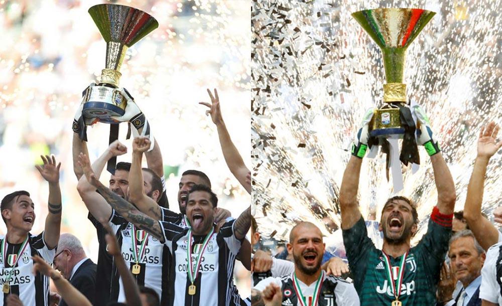 List Of Serie A Winners Since 1929 Dummysports