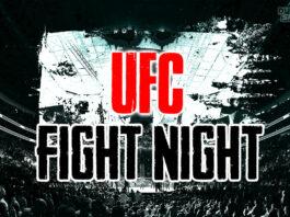 UFC Fight Night: Blaydes vs Lewis
