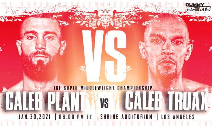 Caleb Plant vs Caleb Truax Start time and Venue