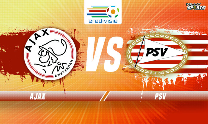 Eindhoven PSV VS Amsterdam Ajax