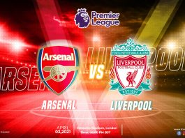 Arsenal vs Liverpool time and date