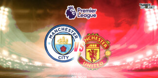 Manchester City VS Manchester United time, date and venue
